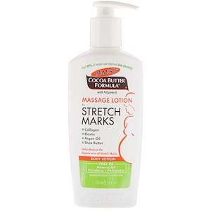 Cocoa Butter Formula, Massage Lotion for Stretch Marks, 8.5 fl oz (250 ml), Palmer's