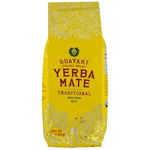 Yerba Mate Tea Bags, 20, Traditional, Guayaki