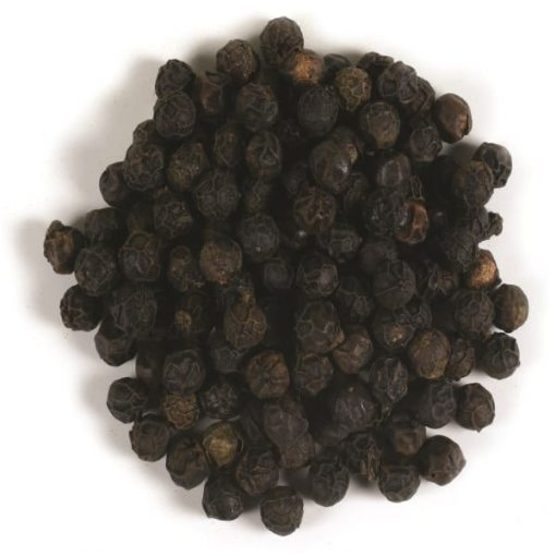 Whole Black Peppercorns, Organic, 16 oz (453 g), Frontier Natural Products