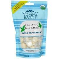 Organic Refresh Mints, Wild Peppermint