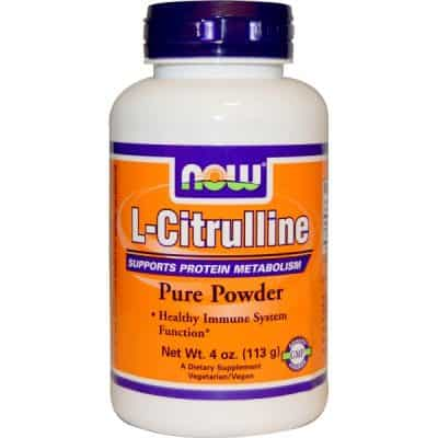 L-Citrulline, Pure Powder, 4 oz