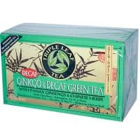 Ginkgo & Decaf Green Tea, 20 Tea Bags