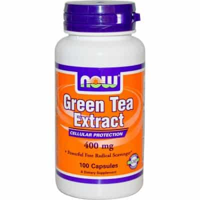 Green Tea Extract, 400 mg, 100 Capsules