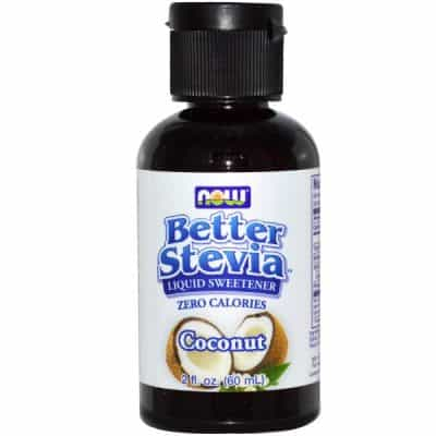 Better Stevia Liquid Sweetener, Coconut