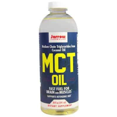 MCT Oil, (Medium Chain Triglycerides) 20 fl oz