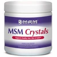 MSM (Methyl-Sulfonyl-Methane) Crystals