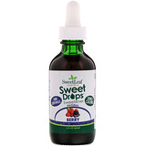 SweetLeaf Liquid Stevia, Sweet Drops Sweetener, Berry, 2 fl oz (60 ml), Wisdom Natural