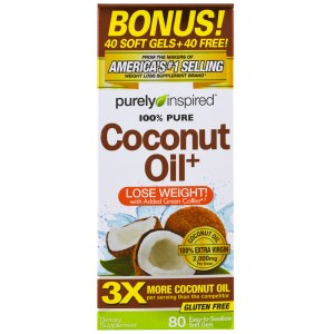 coconut oil plus green coffee extract natural weight loss supplement