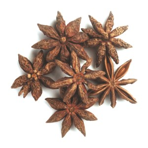 Star Anise, Organic, Whole, Select, 16 oz (453 g), Frontier Natural Products