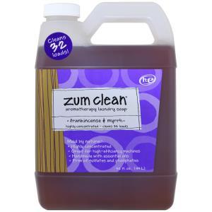 Aromatherapy Laundry Soap Frankincense Amp Myrrh 32 Fl Oz 94 L Indigo Wild Zum