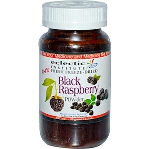 Black Raspberry POW-der, 3.2 oz (90 g), Eclectic Institute