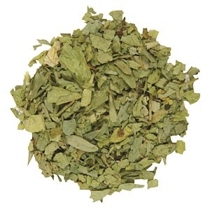 Senna Leaf, Cut + Sifted, Organic, 100gm, Frontier Natural Products