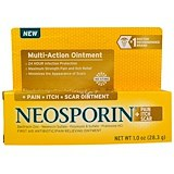 Multi-Action, Pain-Itch-Scar Ointment, 1.0 oz (28.3 g), Neosporin