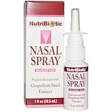 Nasal Spray, with Grapefruit Seed Extract, 1 fl oz (29.5 ml), NutriBiotic