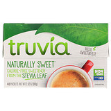 Naturally Sweet Calorie-Free Sweetener, 40 Packets, 2.82 oz (80 g), Truvia