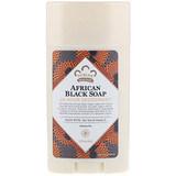 24 Hour Deodorant, African Black Soap, 2.25 oz (64 g), Nubian Heritage