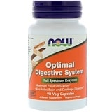 Optimal Digestive System, 90 Veggie Caps