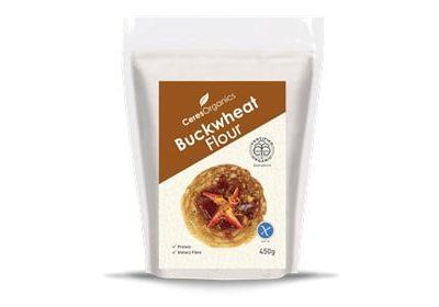 Buckwheat Flour, 1kg, Ceres Bio