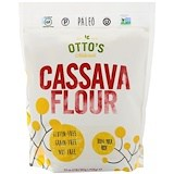 Cassava Flour, 32 oz (907 g), Otto's Naturals