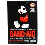 Disney Mickey Mouse, 20 Assorted Sizes, Band Aid, Adhesive Bandages