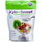 Xylitol Sweetener, All Natural, 1 lb (454 g), Xlear, XyloSweet
