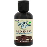 Better Stevia, Liquid Sweetener, Dark Chocolate, 2 fl oz (60) ml