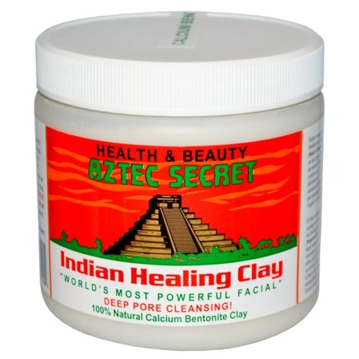 Indian Healing Clay, 1 lb (454 g), Aztec Secret
