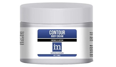 Contour Body Cream, 120mls, Intermountain