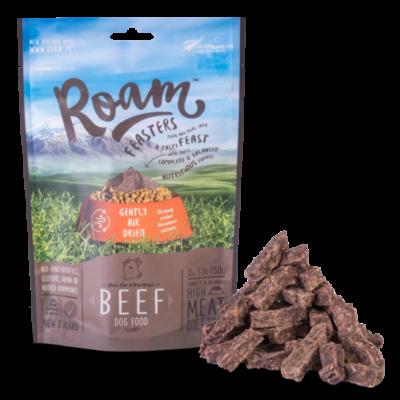 Beef, Dog Food, Air Dried, 150gm, Roam, Feasters