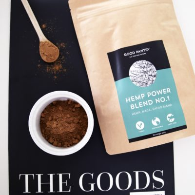 HEMP Power Blend No. 1, 300gm, Good Pantry