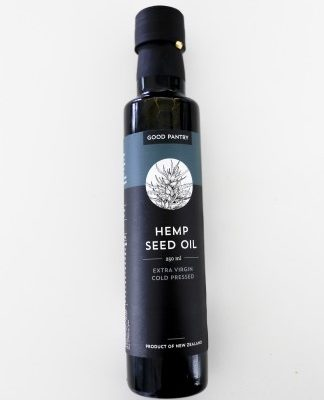 HEMP Seed Oil, 250ml, Good Pantry