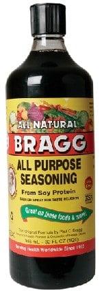 All Purpose Seasoning Liquid Aminos, 946 mls, Bragg